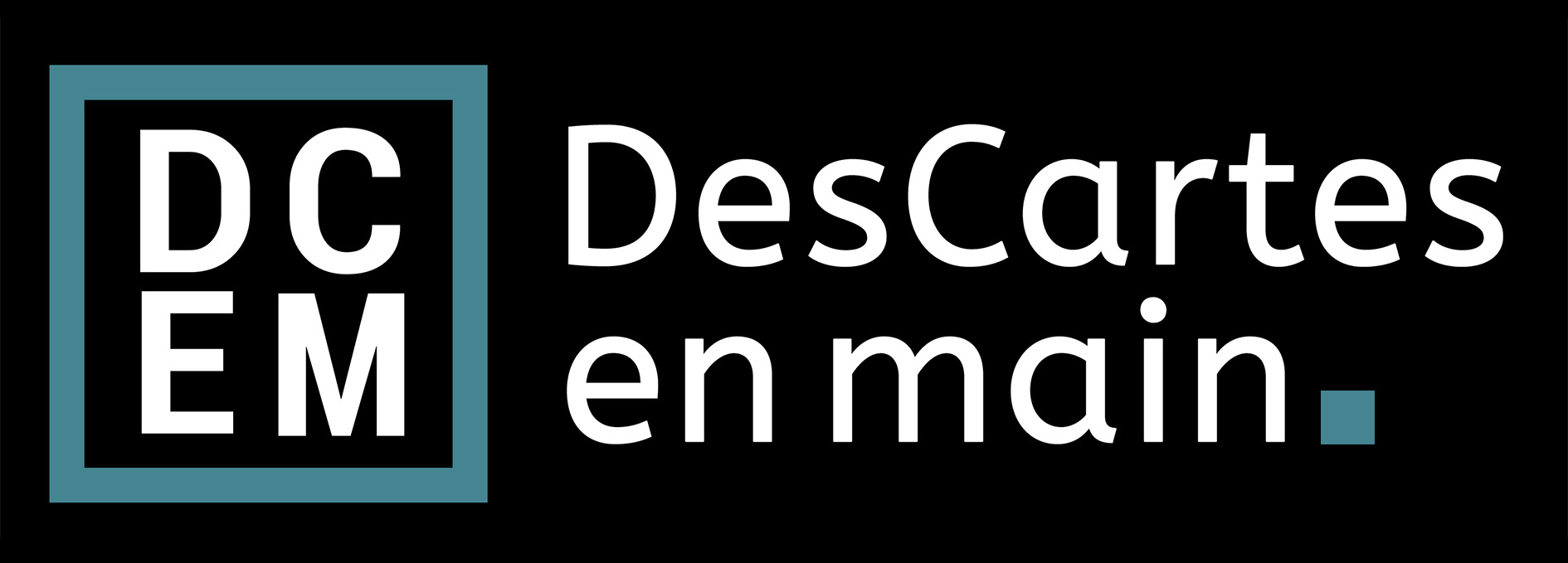 DesCartes en main
